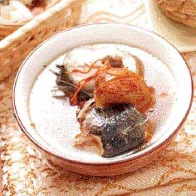 Cordyceps Flower and Polygonatum Fish Soup Recipe