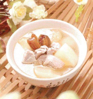 Easy 3 Step Honeydew Melon Pork Soup Recipe