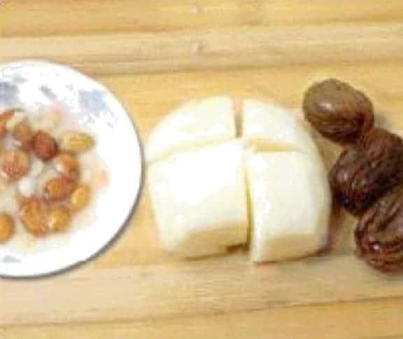 Easy Apple Pork Ribs Soup Recipe step2