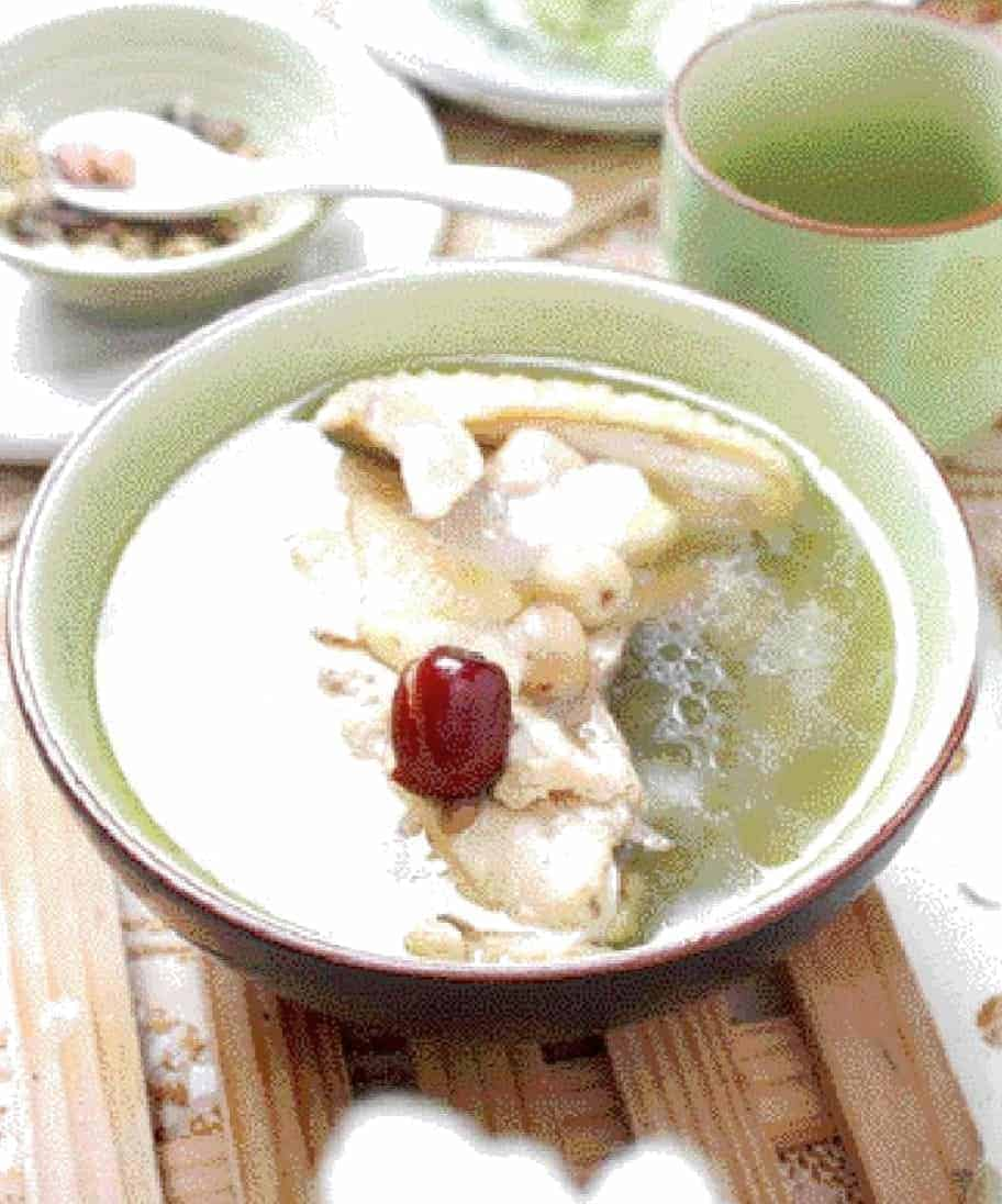 Hasma Lotus Seed ChickenSoup Recipe