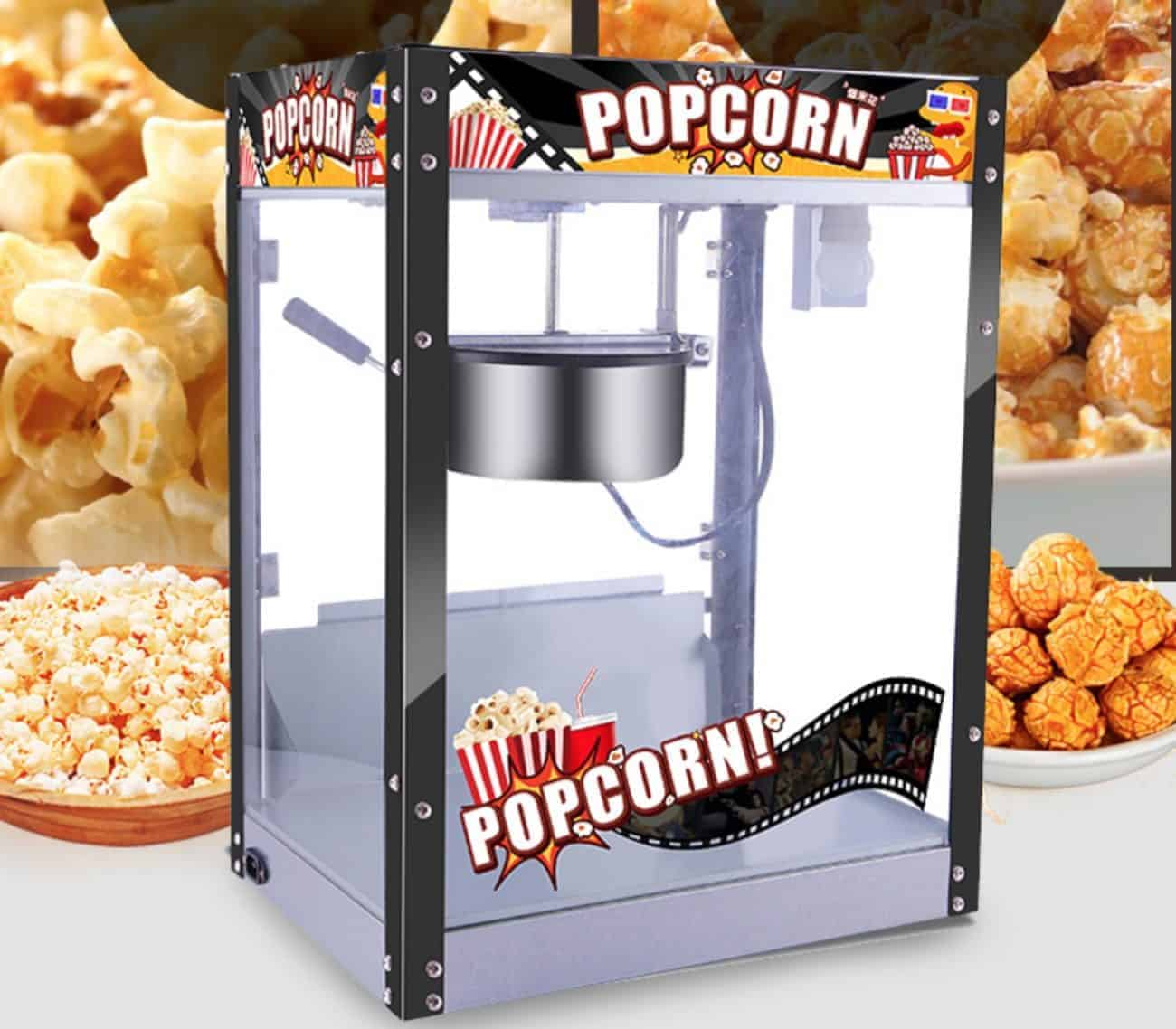 How to Choose the Best Popcorn Machine