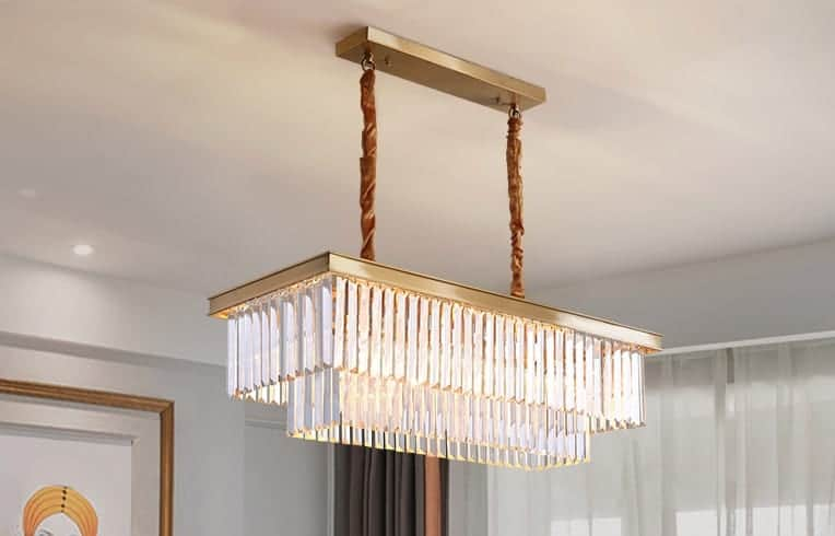 How to Choose the Best Kitchen Chandelier