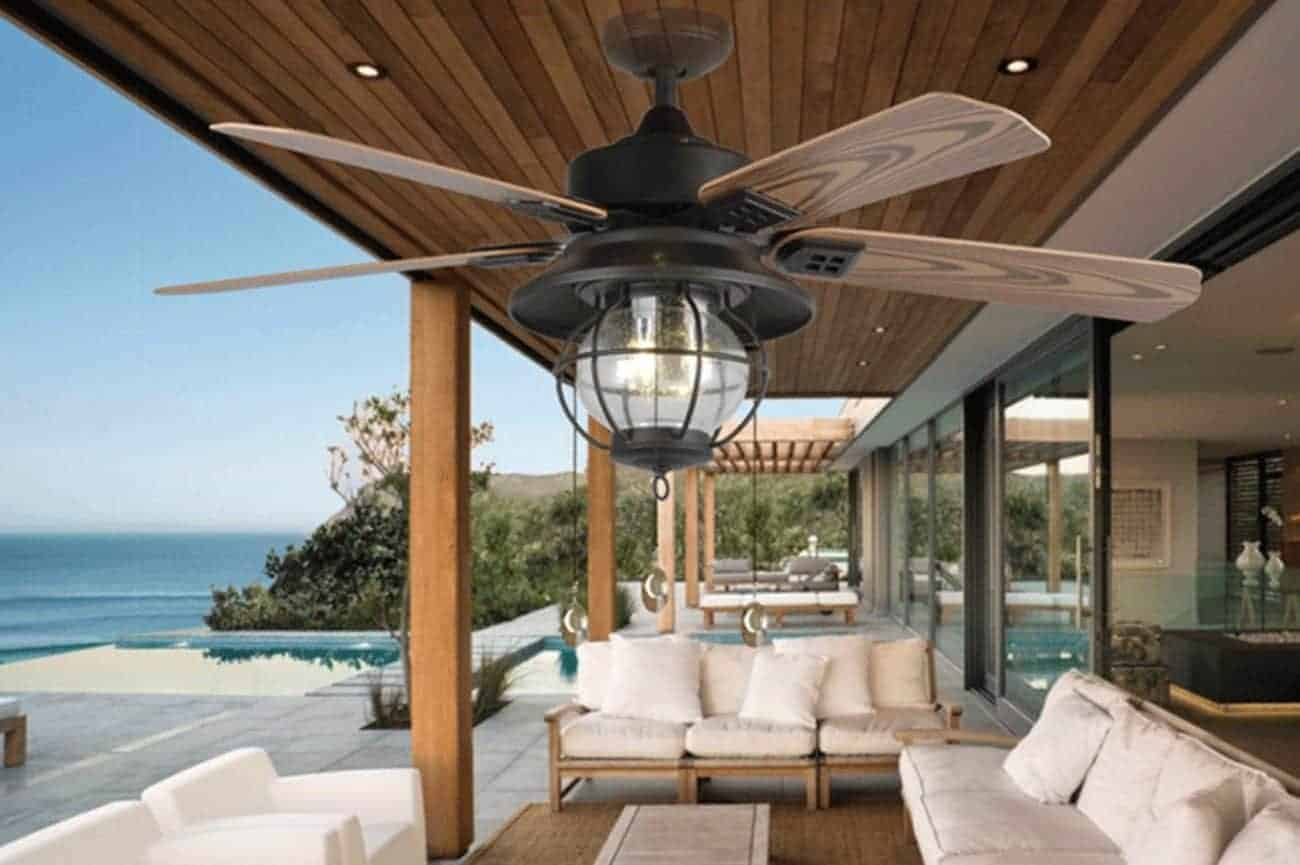 How to Choose the Best Outdoor Ceiling Fan
