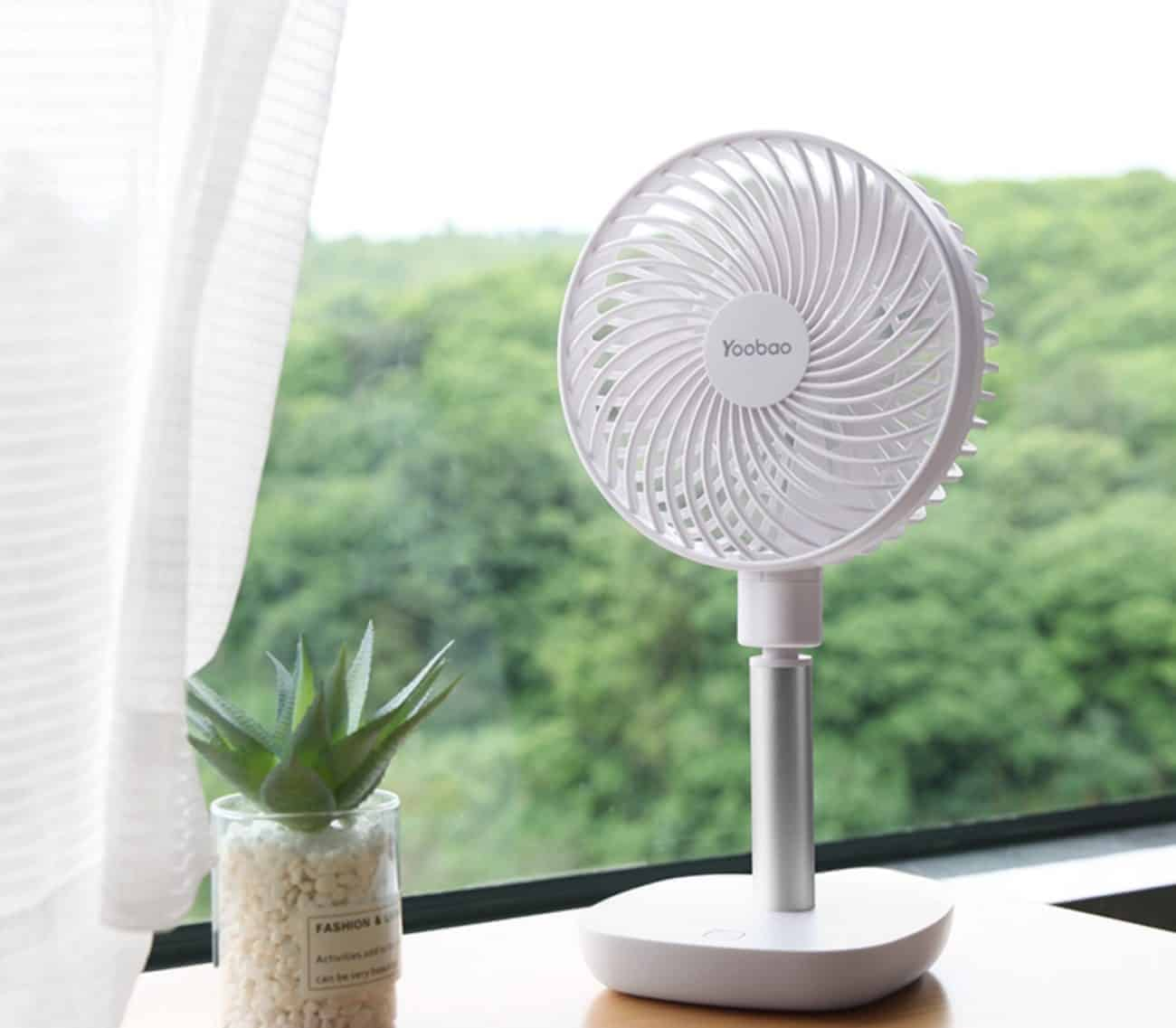 How to Choose the Best Portable Fan