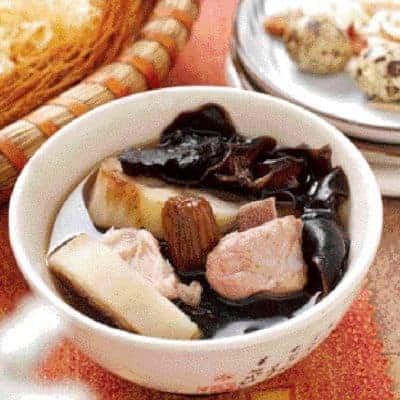 Lotus Root And Pork Ribs Soup Recipe