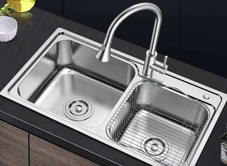 Best Cheap Double Basin Kitchen Sinks Price Comparison