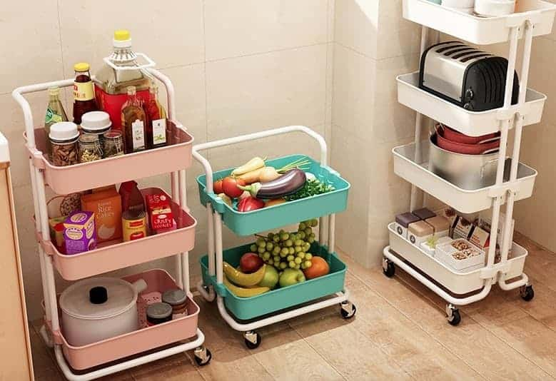Best Cheap Kitchen Carts Price Comparison