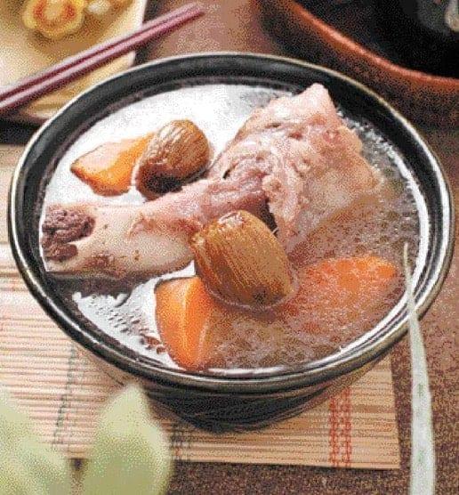 Carrot Pork Bone Soup Recipe