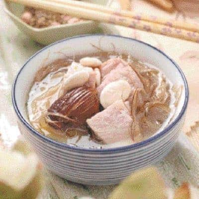 Corn Silk Lean Pork Soup Recipe
