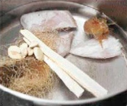 Corn Silk Lean Pork Soup Recipe step3