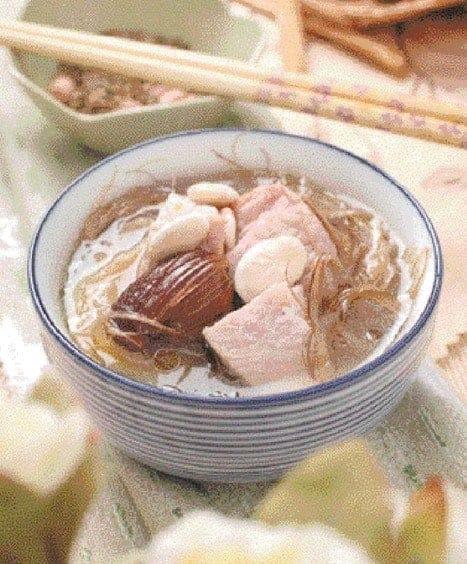 Corn Silk Lean Pork Soup Recipe
