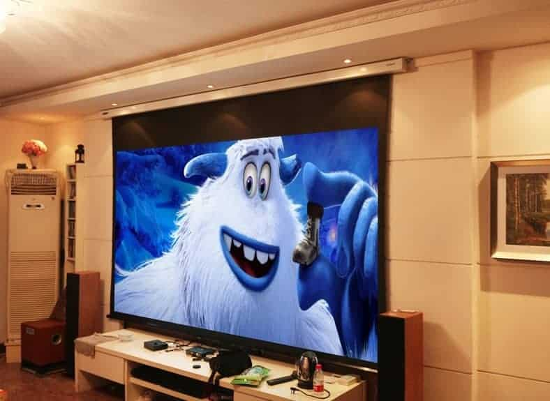 How to Choose the Best Projection Screen