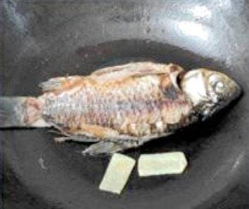 Pawpaw Carp Fish Soup Recipe step2