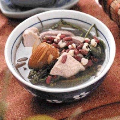 Plantain Herb with Pork Tripe Soup Recipe