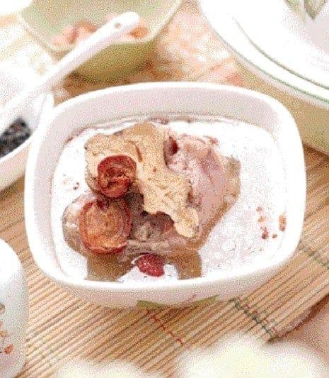 Solomon%E2%80%99s Seal and Hawthorn Pork Chine Soup Recipe