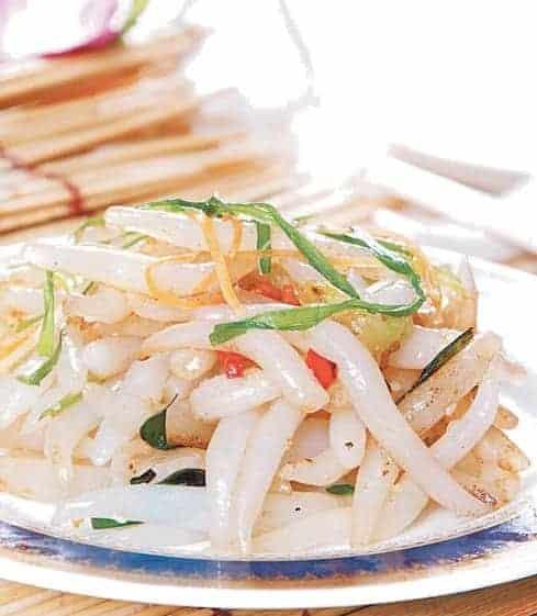 Colourful Fried Assorted Steamed NoodleRecipe