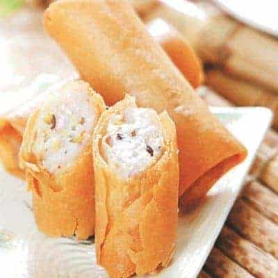 Crispy Spring Roll Recipe