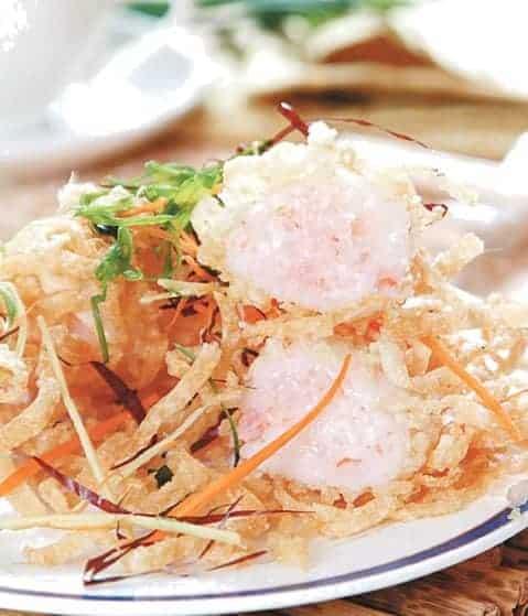 Fried Shrimp Dumpling Recipe