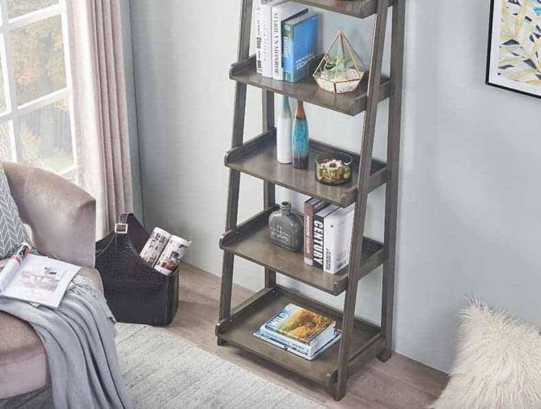 How to Choose the Best Ladder Bookcase