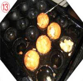 How to Make Takoyaki at Home step19