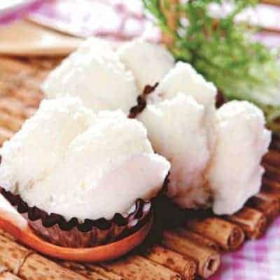 Sweet Steamed Flour Dessert MianHuaBei Recipe