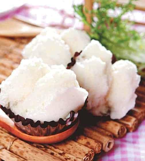 Sweet Steamed Flour Dessert (MianHuaBei)Recipe