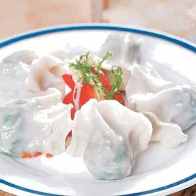 Chinese Steamed Dumpling Recipe
