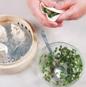 Chinese Steamed Dumpling Recipe step7