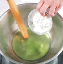 Crystal Spinach Custard Pie Recipe step1