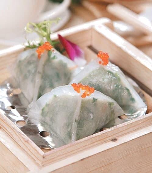 Easy Pork and Water Chestnut Dumpling Recipe