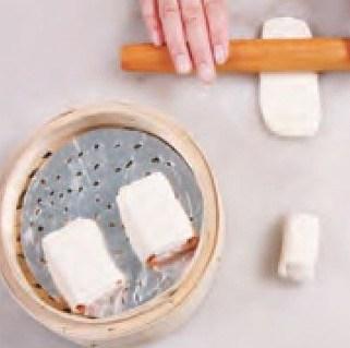 Easy Taro and Ham Pie Recipe step6