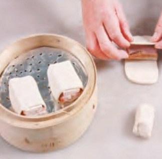 Easy Taro and Ham Pie Recipe step7