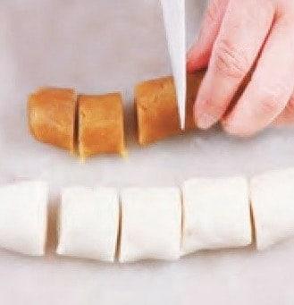 Fried Sesame Round Cake Recipe step5
