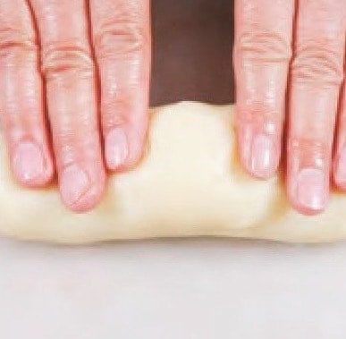 Golden Bean Paste Pie Recipe step3