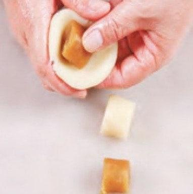 Golden Bean Paste Pie Recipe step5