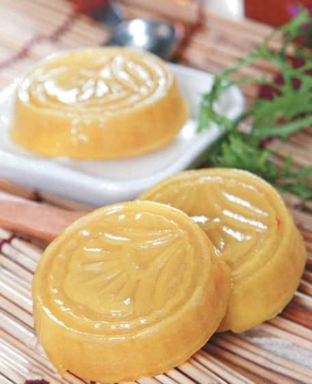 Golden Bean Paste Pie Recipe