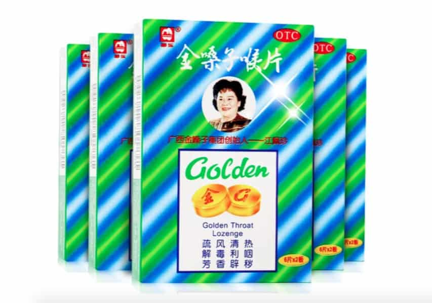 Golden Throat Lozenge Reviews – The Best Cough Drop in Chinese Medicine