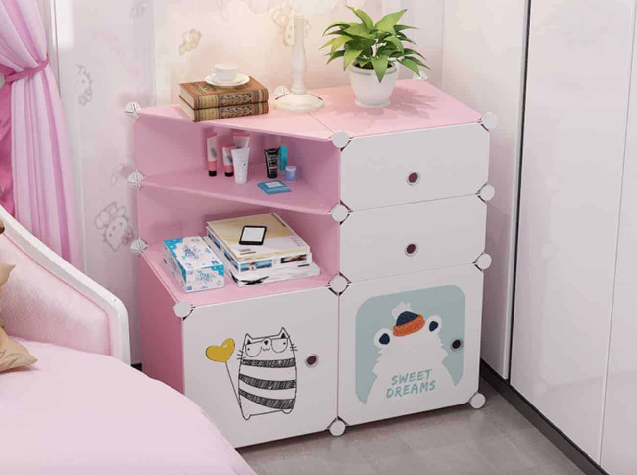How to Choose the Best Kid Nightstand