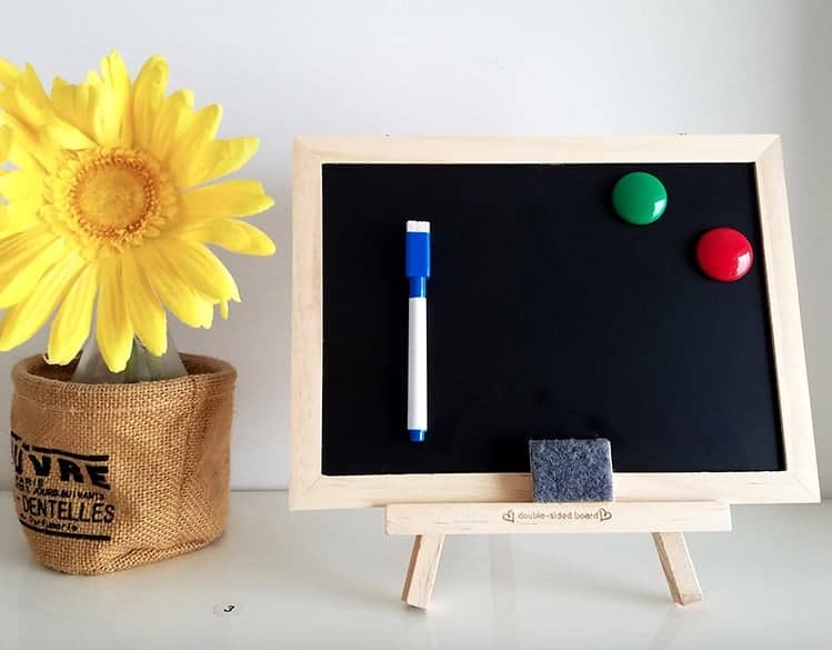 How to Choose the Best Mini Chalkboard for Home