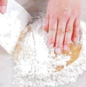 Mini Chewy Cookies JiZaiBing Recipe step1