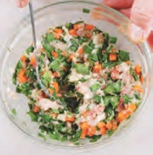 Steamed Cabbage Bun Recipe step5