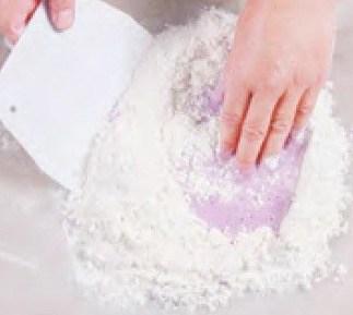 Steamed Taro Bun Recipe step2