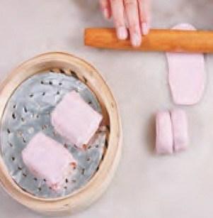 Taro and Ham Pie Recipe step6