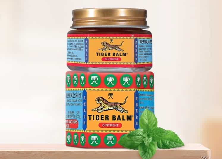 Tiger Balm Pain Relieving Ointment Reviews