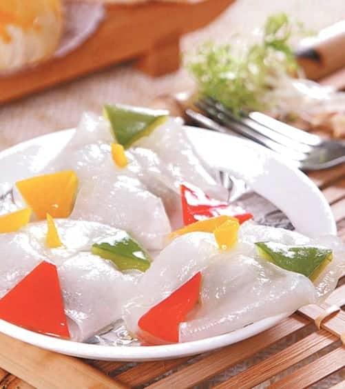 Colourful Spinach Shrimp Dumpling Recipe