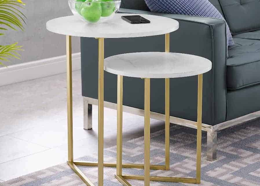 How to Choose the Best Nesting Table