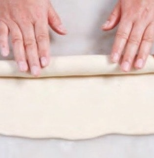 Lotus Paste White Sesame Pastry Recipe step8