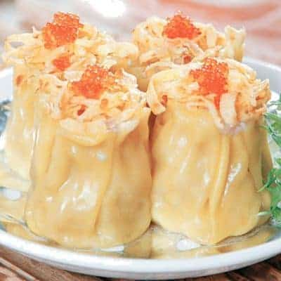 Shumai Pork Dumpling Recipe