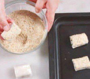 White Sesame Pastry Recipe step10