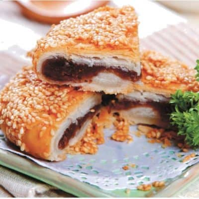 Bean Paste Pie Recipe
